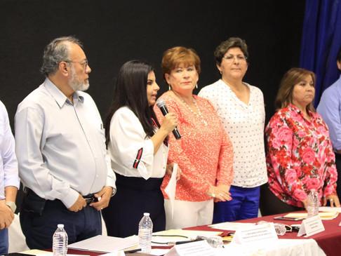 Toma protesta el Consejo Municipal de Ordenamiento Territorial, Desarrollo Urbano y Vivienda