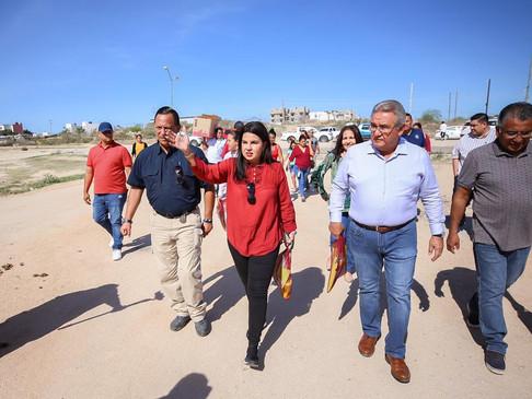 Entrega  Armida Castro alrededor de 3 mil Kits de Emergencia a Familias en Zonas de Riesgo