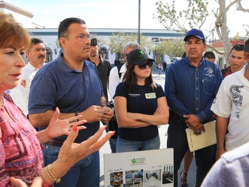 Recicladores expresan interés de trabajar en coordinación con el Gobierno de Los Cabos