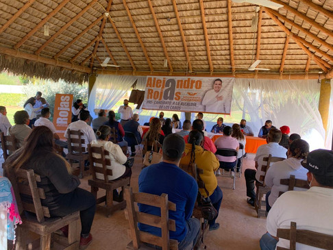 A pique las actividades primarias en Zona Rural De Los Cabos; Alejandro Rojas