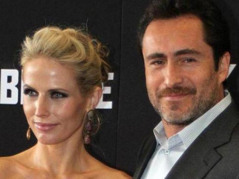 Stefanie Sherk, esposa de Demián Bichir, fallece a los 35 años de edad