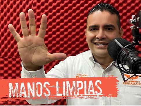 Cuentas claras, Gobierno Abierto y Transparente; Alejandro Rojas