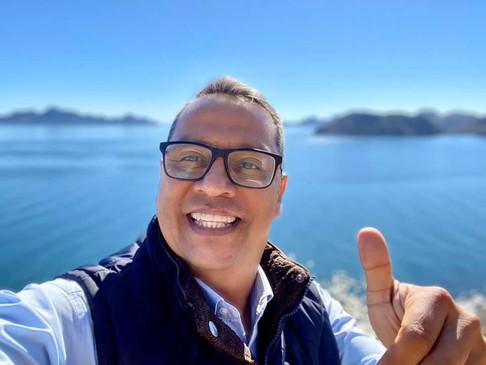 Luis Armando Diaz  con fuerza hacia la Presidencia de Los Cabos