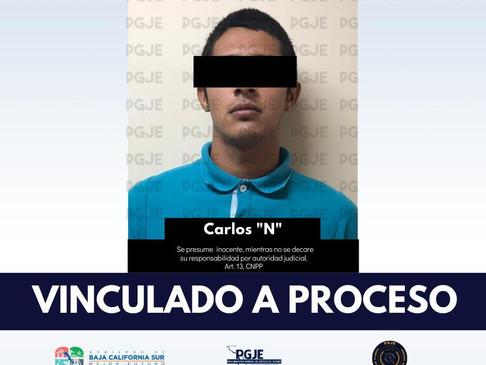 Dan prisión preventiva a sujeto por robo a mano armada