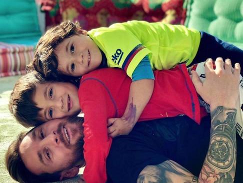Messi se sincera: 'mi hijo me pregunta por qué no me quieren en Argentina'