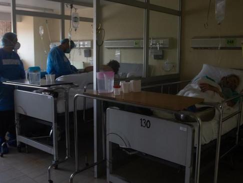 Pide OPS a México que aumente el presupuesto de salud