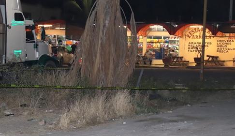 Encuentran sin vida el cuerpo de un indigente en La Paz.