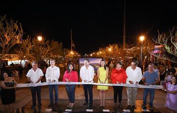 """Alcaldesa Armida Castro inaugura exposición fotográfica """"BCSur"""""""