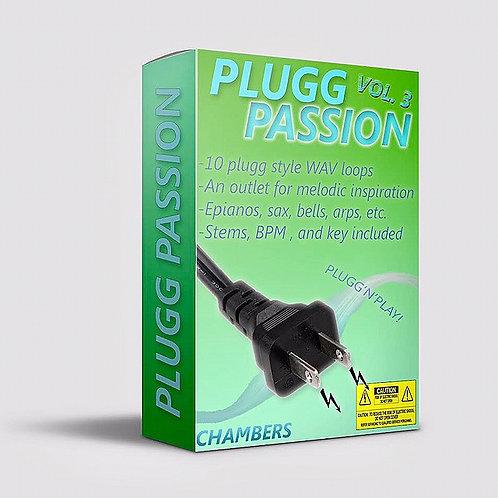 PLUGG PASSION VOL. 3 Loop Kit