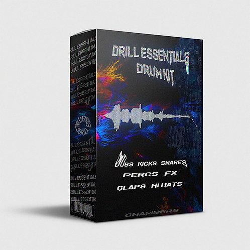 DRILL ESSENTIALS Drum Kit