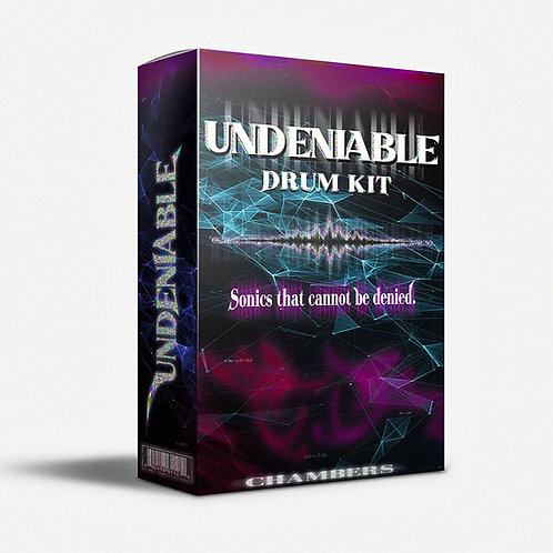 UNDENIABLE Drum Kit