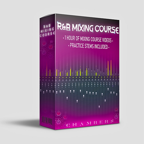 R&B MIXING COURSE