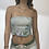 Thumbnail: Flowery corset