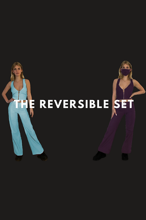 Reversible outfit