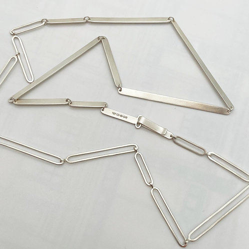 Long Capsule Necklace