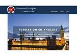image du site web Formation en Anglais