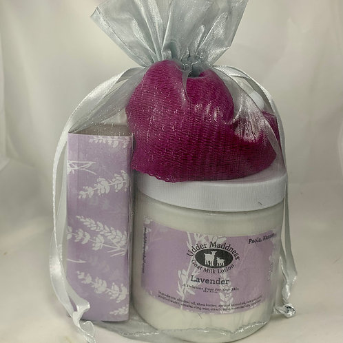 Soap & Lotion Package
