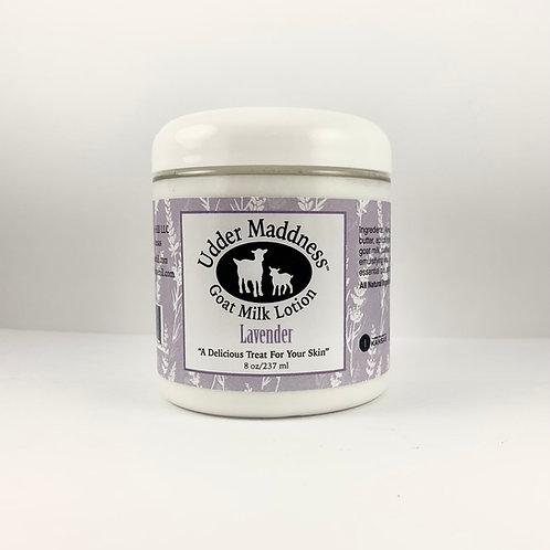 Lavender Goat Milk Lotion