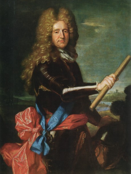 Wilhelm (Hans Willem) Bentinck, 1. Earl of Portland (1648-1709). Portland Collection, Harley Gallery, Welbeck, Nottinghamshire, United Kingdom. Wikimedia Commons.