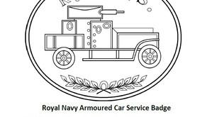 Colouring sheet - Armoured car