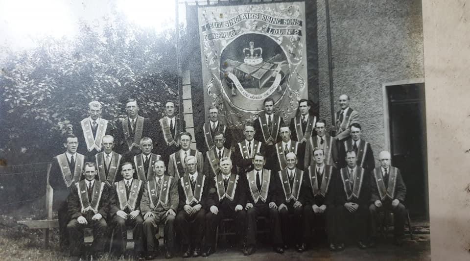 Lieut Sinclairs Rising Sons (Derryscollo