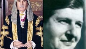 Sir Norman Stronge and Major James Stronge