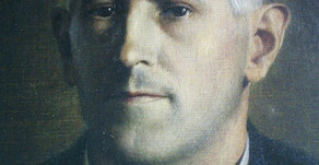 National Poetry Day: Rev. William Forbes Marshall