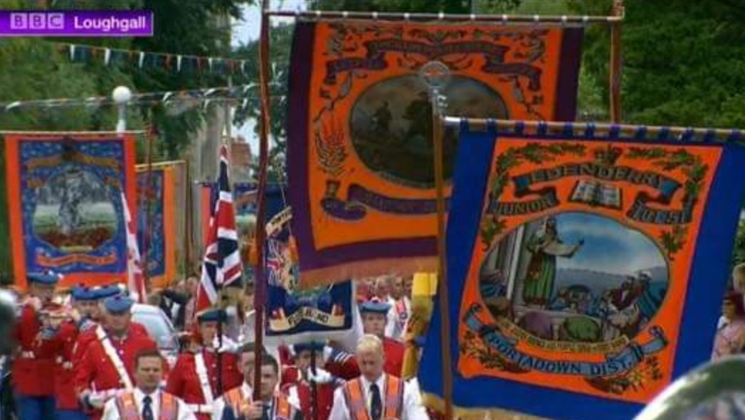 2018 Loughgall, Edenderry and Corcrain P