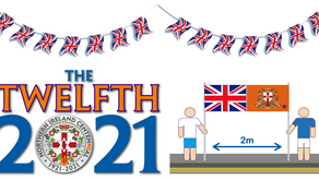 Orange Institution makes Health Appeal ahead of the Twelfth