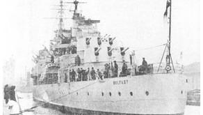 NI CentenNIal: HMS Belfast