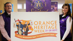 Fourth annual Orange Heritage Week