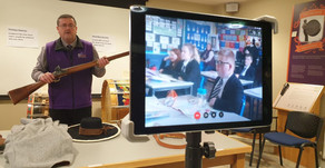Technology brings museum to the classroom
