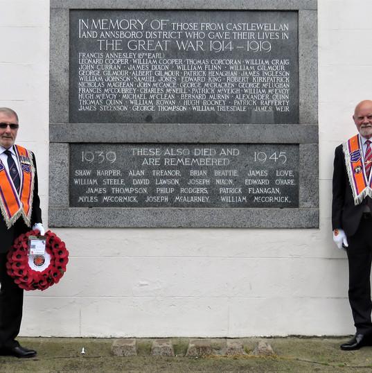 Victor Morrow & John Smyth - Castlewella