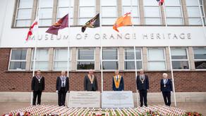 Loyal Orders remember victims of terrorism