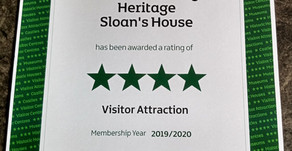 Sloan's House retains 4-star rating