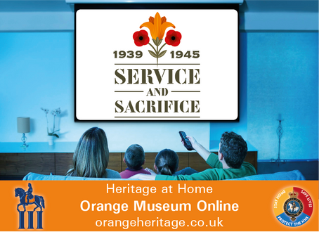 The Orange Contribution to WWII - Appeal for Stories