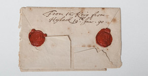 William III and the War in Ireland in Twelve Objects: 4. William's Letter