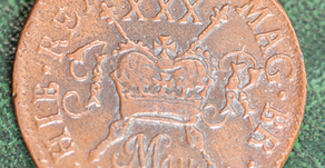 William III and the War in Ireland in Twelve Objects: 3. Jacobite Gun Money