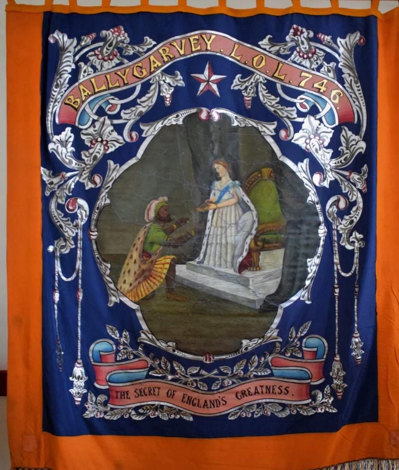 Ballygarvey L.O.L.746 in Ballymena Distr