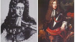 Anniversary of James II landing in Ireland