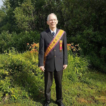 Brian McConnell Celebrating the Twelfth