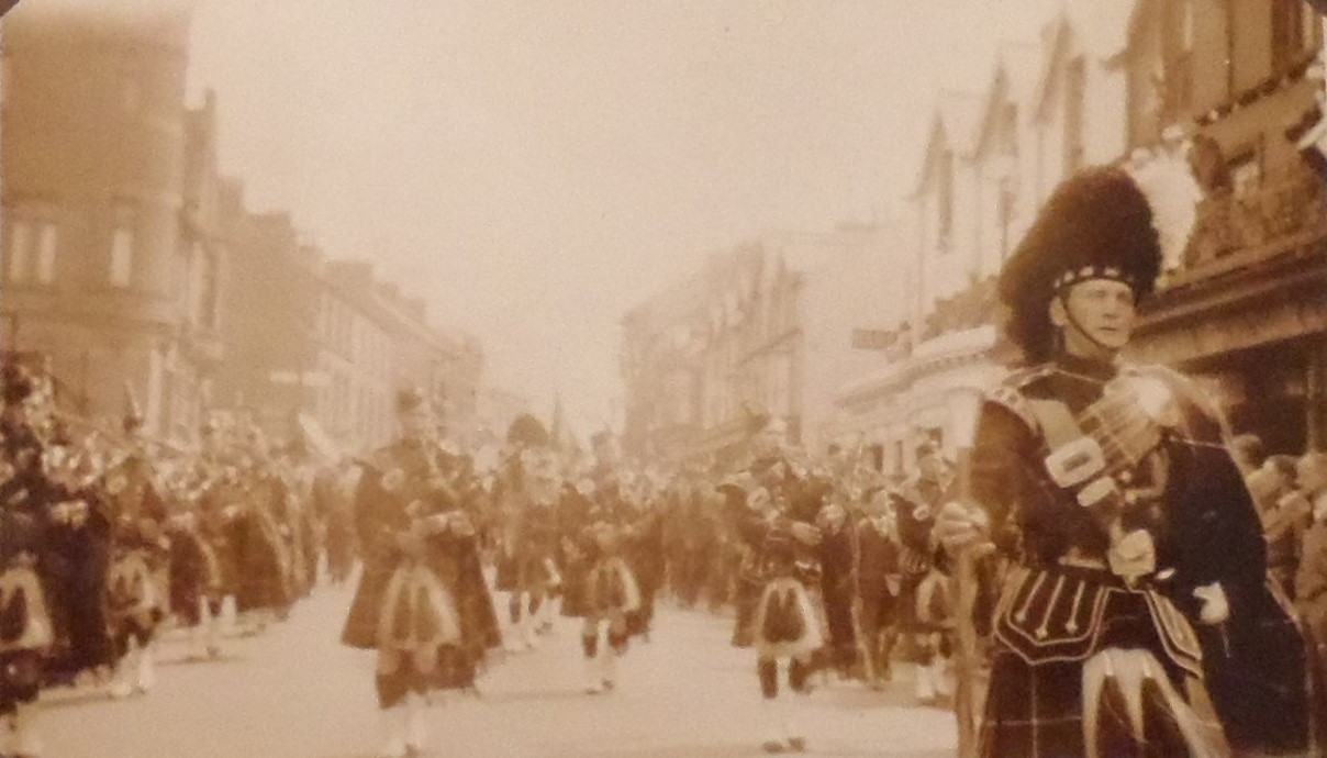 12th in Co. Londonderry in the 1920s30s