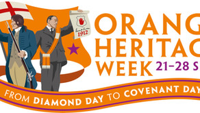 All set for fifth annual Orange Heritage Week