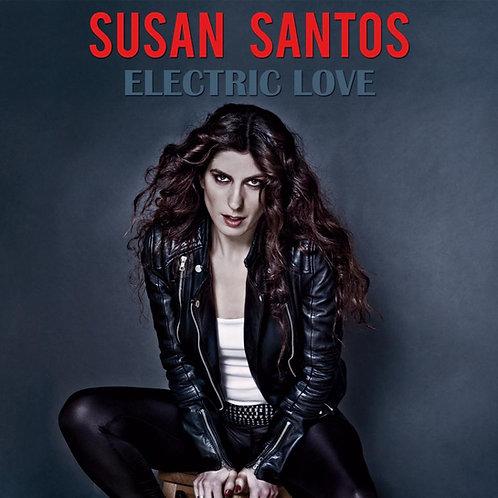 Electric Love (2014,Paella records)
