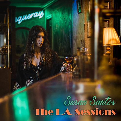 "Preorder EP ""The L.A. Sessions"" Vinyl + digital download"