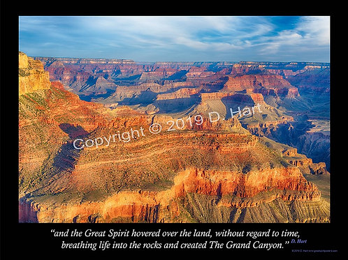The Grand Canyon Poster 18x24