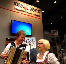 Auftritt Messe EMO Hannover
