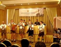 Mit Allgäu Top im Millennium Hotel