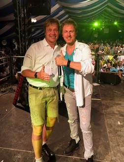 Mit Jörg Bausch