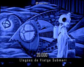20.000 LLEGÜES DE VIATGE SUBMARÍ